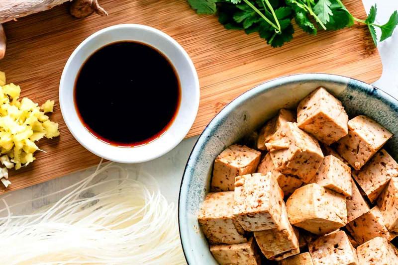 tofu zubereiten marinieren asiatisch bremer gewuerzhandel