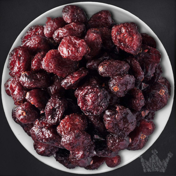 Cranberries leicht gezuckert, getrocknet