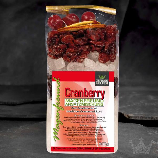 Magenfreund Ansatzmischung Cranberry