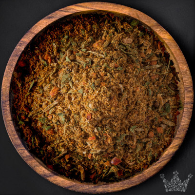 African Rub, afrikanische Gewürzmischung, gemahlen