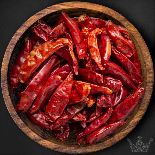 Chilis, ganz