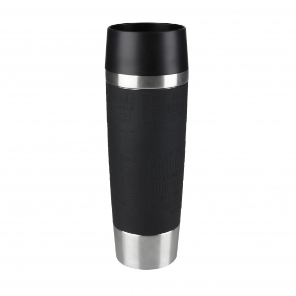 Emsa Travel Mug Grande, 0,5l, schwarz