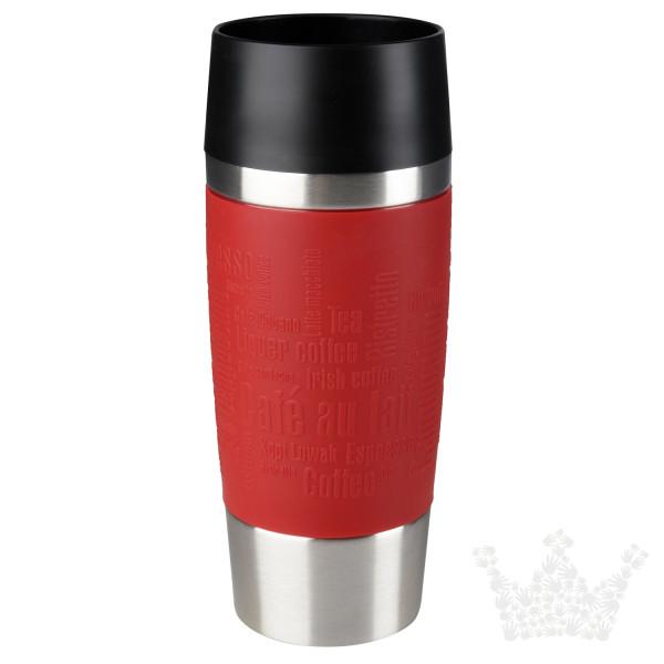 Emsa Travel Mug 0,36l, rot