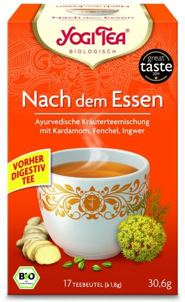 Yogi Tee Digestiv, Nach dem Essen, BIO