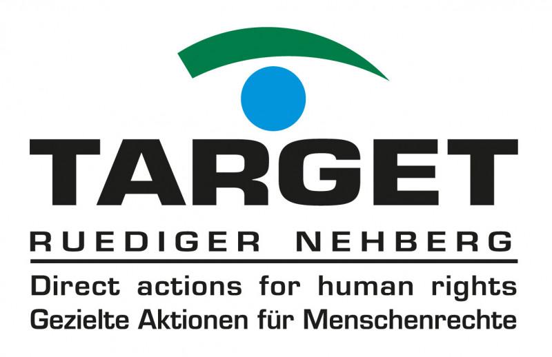 Logo Target Genusshelfer Initiative Bremer Gewuerzhandel