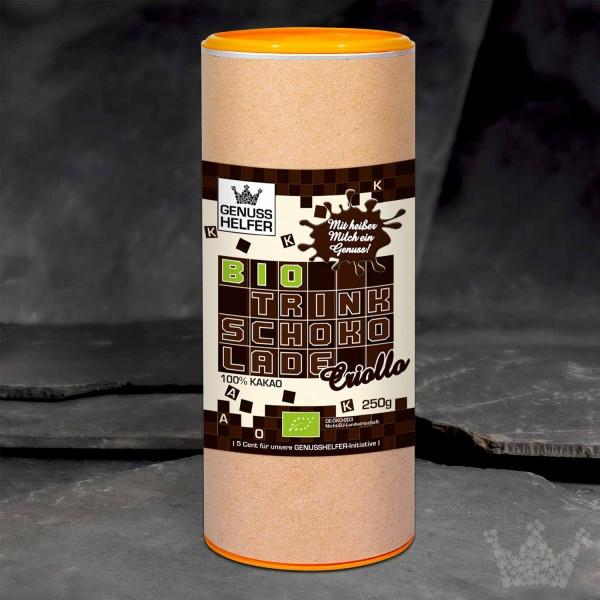 Kakao Trinkschokolade Criollo, BIO