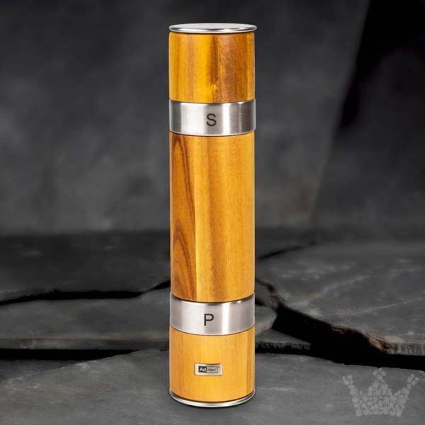 AdHoc Duomill, 21 cm, Akazie, Pfeffer- & Salzmühle