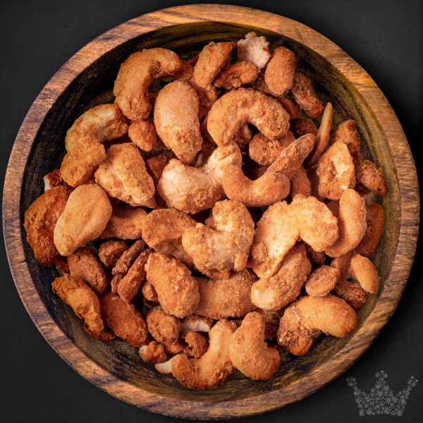 Cashews Tonka süß & salzig