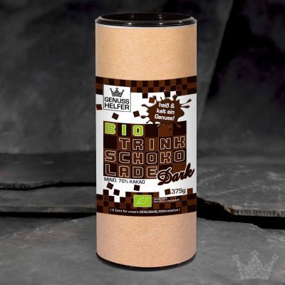 Kakao Trinkschokolade Dark 70%, BIO