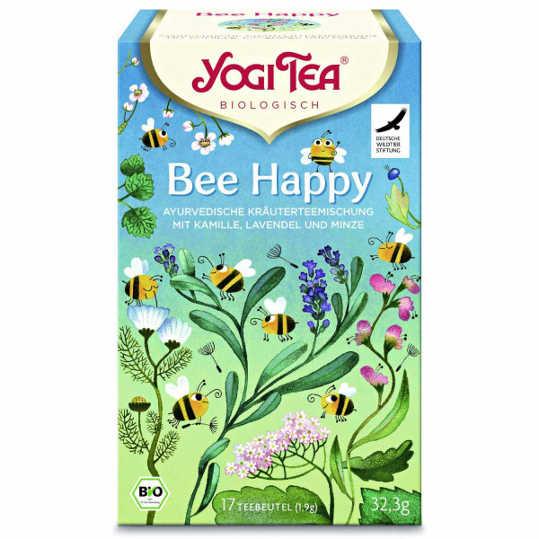Yogi Tee BEE Happy, BIO