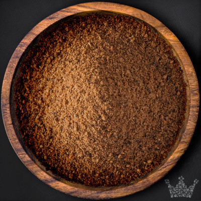 Berbere, afrikanische Gewürzmischung, gemahlen