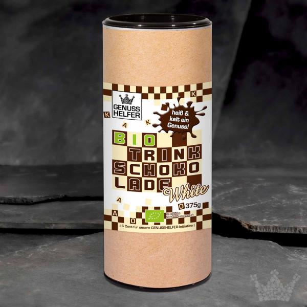 Kakao Trinkschokolade White Chocolate, BIO
