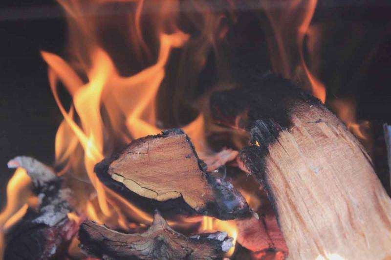 Feuer Flammen Holz Rauch Bremer Gewuerzhandel