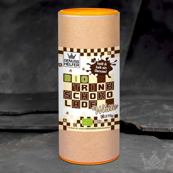 Kakao Trinkschokolade White, BIO