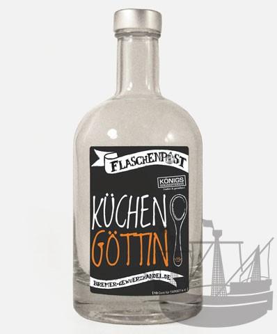 Flaschenpost, Küchengöttin, 500ml