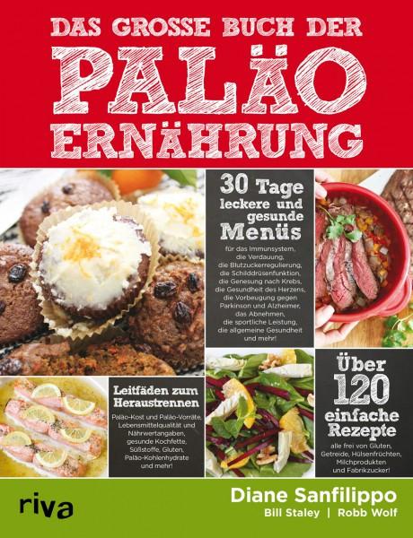 Das große Buch der PALÄO Ernährung / Diane Sanfilippo