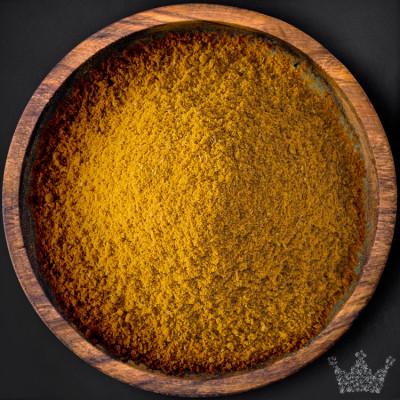 Java Curry, gemahlen