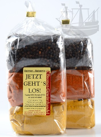 German Spicemix
