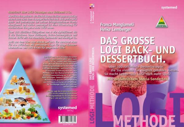 Das große LOGI® Back- und Dessertbuch / Franca Mangiameli / Heike Lemberger