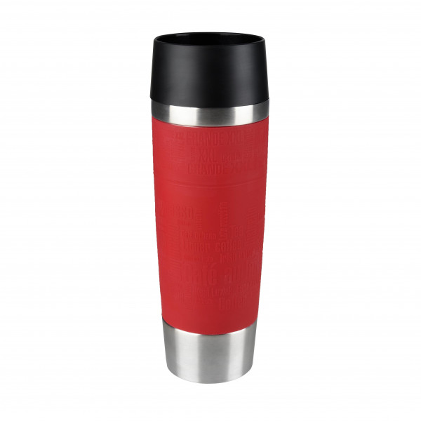 Emsa Travel Mug Grande, 0,5l, rot
