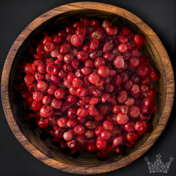 Pfeffer rot / Pfefferbeere rosa, ganz