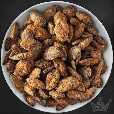 Kürbiskerne Curry Spice, geröstet