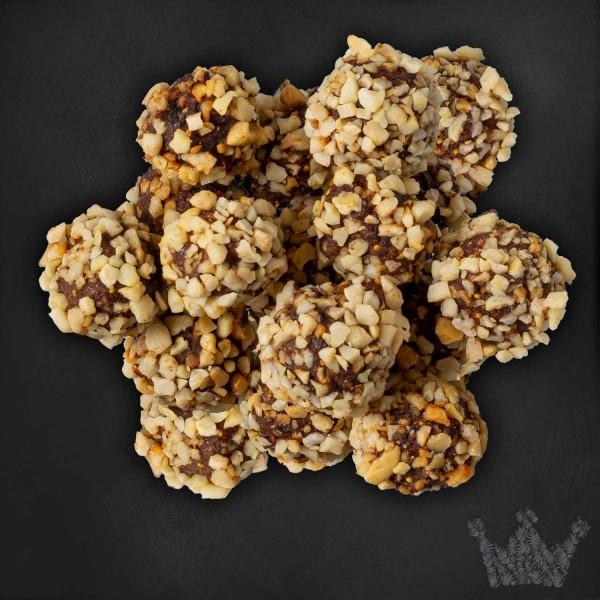 SnegBalls Winter-Genuss, Trockenfruchtkugeln