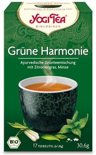 Yogi Tee Grüne Harmonie, BIO
