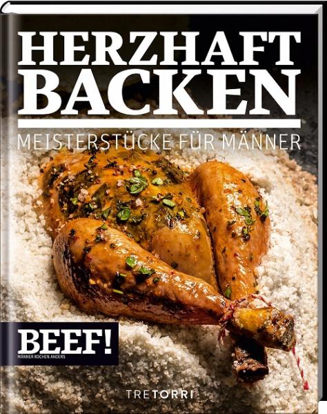 BEEF! Herzhaft Backen / BEEF! Kochbuchreihe