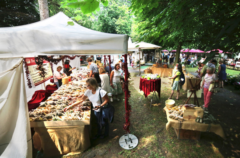Marktstand Veranstaltungen Bremer Gewuerzhandel