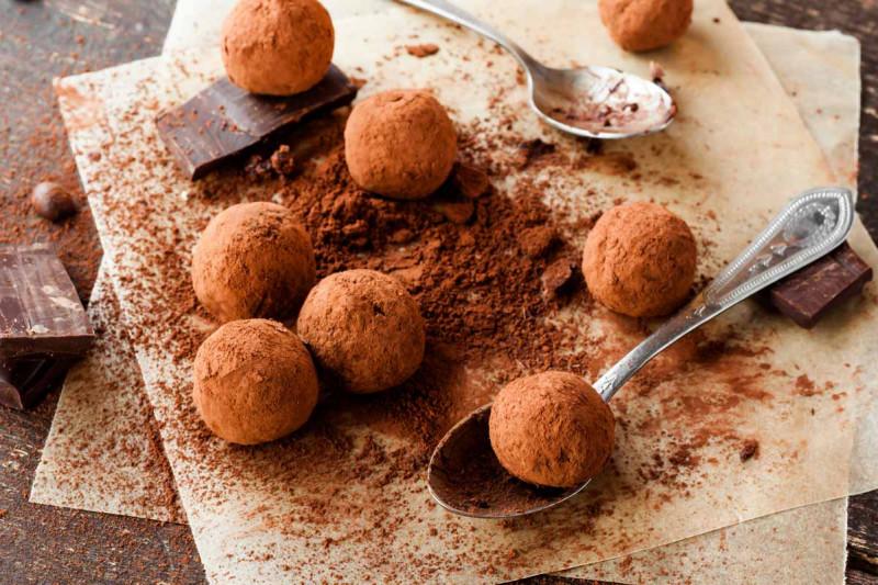 Pralinen Kakao bremer gewue
