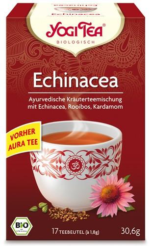 Yogi Tee Echinacea, vormals Aura Tee, BIO