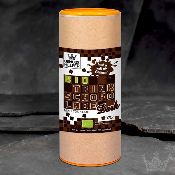 Kakao Trinkschokolade Dark, BIO