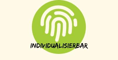 Individualisierbar