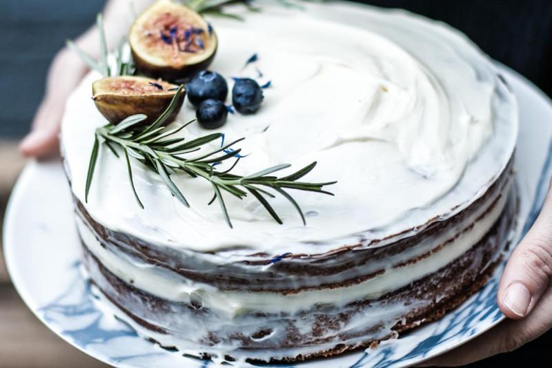 Frosting Vanille Kuchen Bremer Gewurzhandel