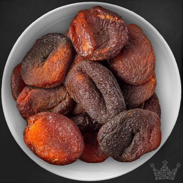 Aprikosen leicht säuerlich, getrocknet