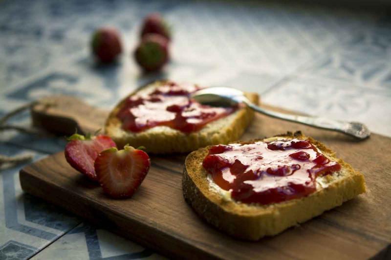 marmelade erdbeermarmelade tonkabohne rosa pfefferbeere bremer gewuerzhandel