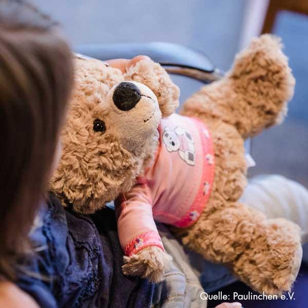 paulinchen kind teddy