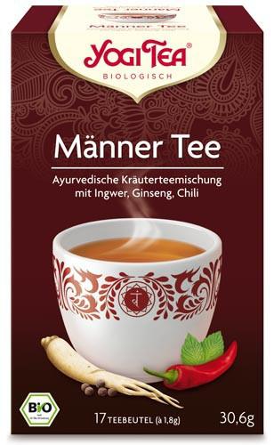 Yogi Tee Männer Tee, BIO