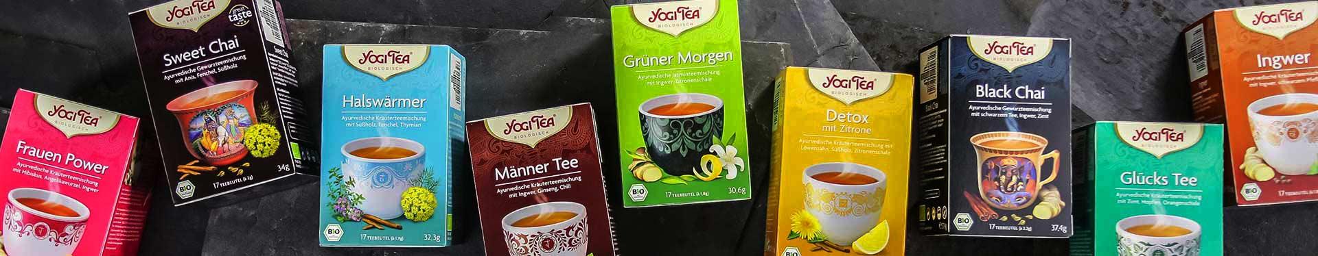 Yogi Tee - Ayurvedischer Tee