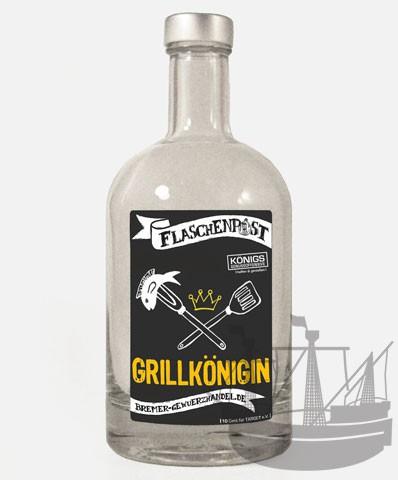 Flaschenpost, Grillkönigin, 500ml