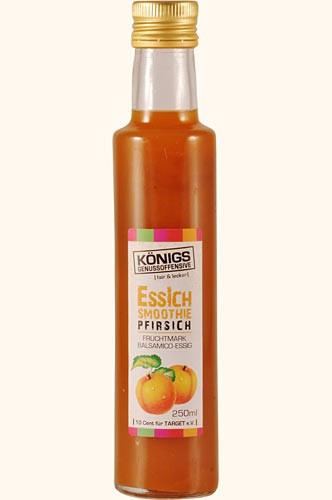 Balsamico Fruchtmark Essig Pfirsich,EssIch
