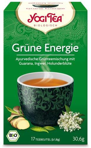 Yogi Tee Grüne Energie, BIO
