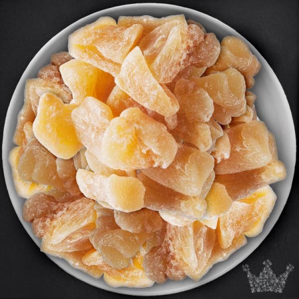 Ingwerstücke scharf, mit Fruktose
