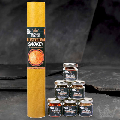 Genussreise Smokey, 6 Tlg.