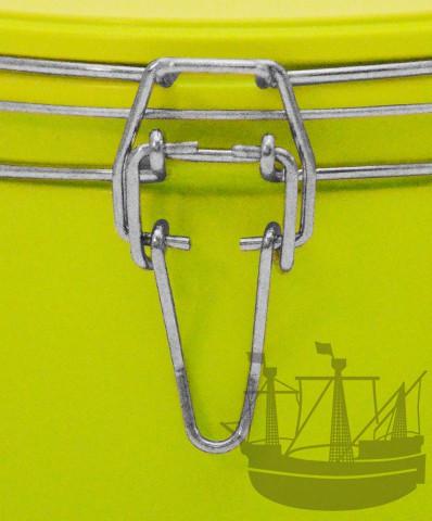 Vorratsdose, 102 x 90 mm, grün