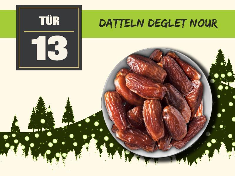13 datteln deglet nour
