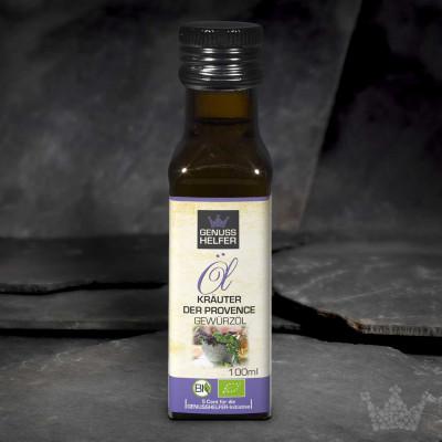 Kräuter der Provence Gewürzöl BIO, kaltgepresst