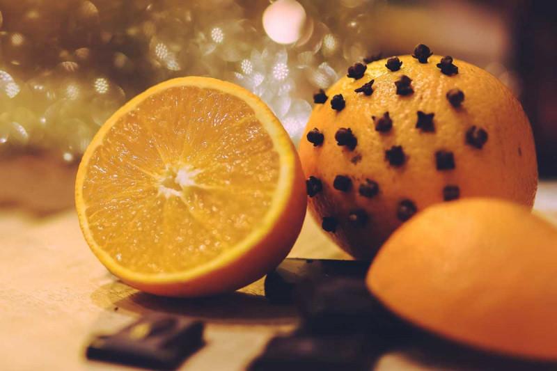 nelken orangen weihnachtsdeko bremer gewuerzhandel