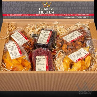 Genuss Box sauer macht lustig, FrüchteBox 6 Tlg.